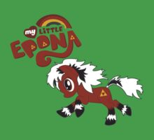 My Little Epona One Piece - Short Sleeve