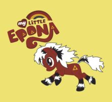 My Little Epona Baby Tee