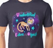 Unidentified Feline Object - UFOcat (Tabby) Unisex T-Shirt