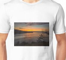 Deception Pass Sunset Unisex T-Shirt