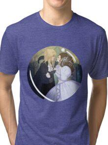 As the World Falls Down. Tri-blend T-Shirt