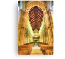 Sacred Heart (GO5) Canvas Print