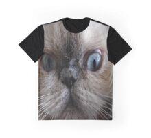 Cute hypnotizing cat stare Graphic T-Shirt
