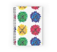 Reloaded X4 Spiral Notebook