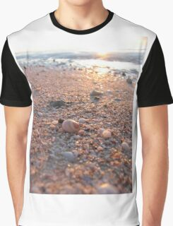 Sun, Shells & Sand Graphic T-Shirt