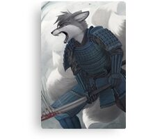 Cry of the Blade Canvas Print