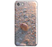 Macro Beach Reflections iPhone Case/Skin