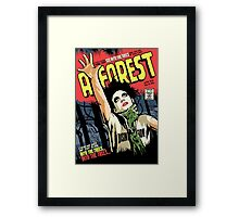 TFTS | Forest Framed Print