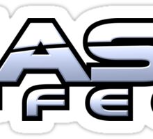 Mass Effect Logo Sticker