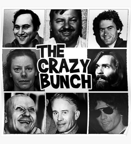 The Crazy Bunch Poster