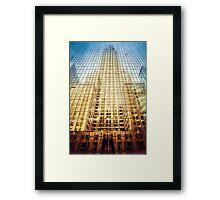 Reflective Empire (OP4) Framed Print