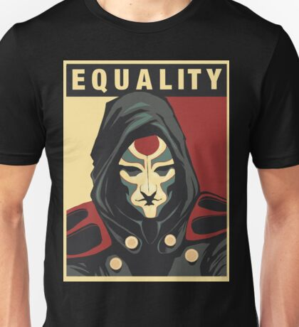 Amon Equality Poster Unisex T-Shirt