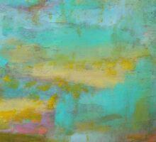 Misty Meadows -  by Rachael Rose  Sticker