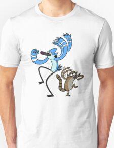 Mordekai and Rigby Regular Show T-Shirt