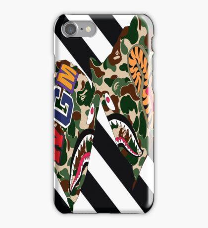 Off-Bape iPhone Case/Skin
