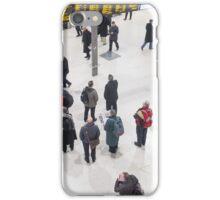 London Waterloo Station iPhone Case/Skin