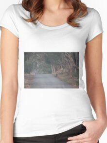 Australian Life Women's Fitted Scoop T-Shirt