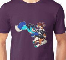 Press Play Flat Unisex T-Shirt