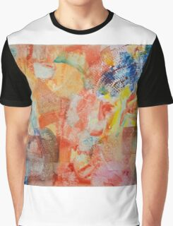Journey Down the Waterfall Graphic T-Shirt