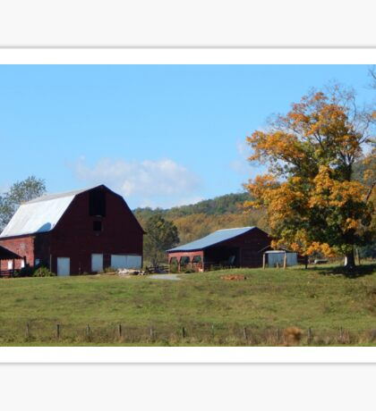 Farmhouse (SMALLTOWN USA Series)      ^ Sticker