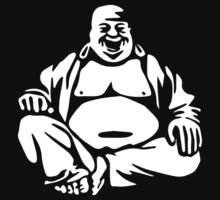 Laughing Buddha Kids Tee