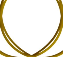 The Leo Zodiac Sign Sticker