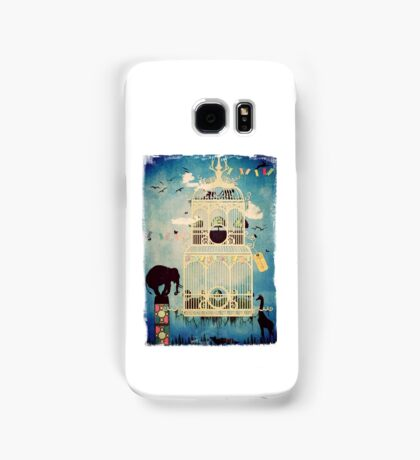 The Cage III - The Call of the Wild Samsung Galaxy Case/Skin