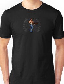 Contra - Sprite Badge Unisex T-Shirt