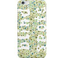 Everyone Has Their Blind Spots - V3 Ishihara iPhone Case/Skin