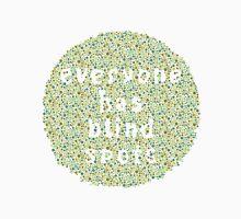 Everyone Has Their Blind Spots - V3 Ishihara Unisex T-Shirt
