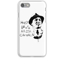 Paco Aguilar iPhone Case/Skin