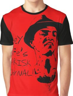 Paco Aguilar Graphic T-Shirt