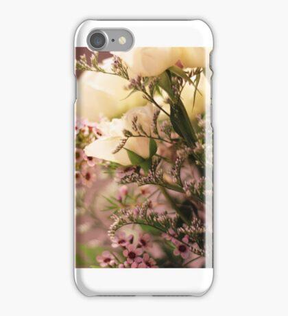 Sweetness of Flowers iPhone Case/Skin