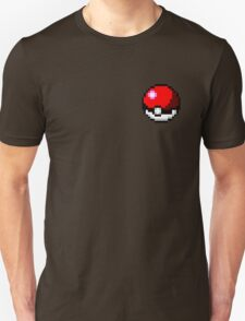 Pokeball 8-Bit Unisex T-Shirt
