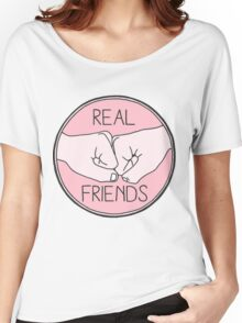 Real Friends Women's Relaxed Fit T-Shirt