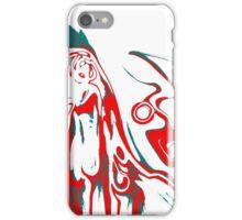 Lady Lava iPhone Case/Skin