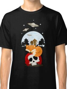 Dreaming of Cryptids and UFOs Classic T-Shirt