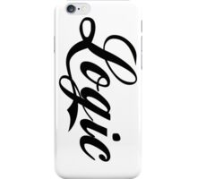 Logic Signature  iPhone Case/Skin