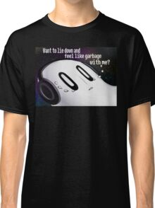 Undertale Napstablook Classic T-Shirt