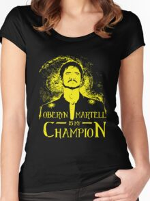 Oberyn is my Champion Women's Fitted Scoop T-Shirt