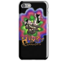 Henry Marmoset FREAK OUT iPhone Case/Skin