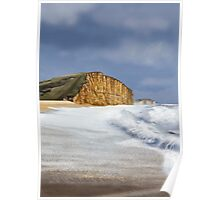 West Bay, Dorset (Broadchurch) Poster