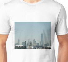 Freedom Tower in the Distance  Unisex T-Shirt
