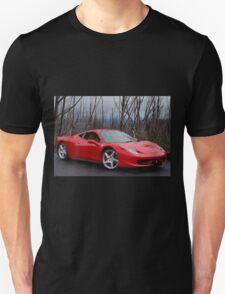 Ferrari 458 side/front T-Shirt