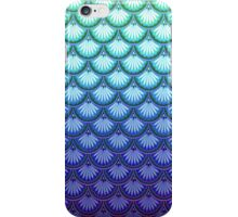 "The ""Now I'm a Mermaid!"" Scallops Design iPhone Case/Skin"