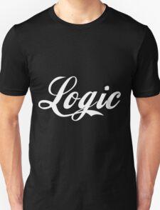 Logic White Logo T-Shirt