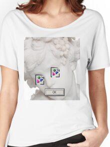 asthetics Women's Relaxed Fit T-Shirt