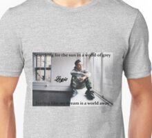 World of Grey  Unisex T-Shirt