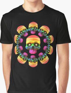 Rainbones II Graphic T-Shirt