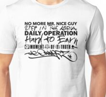 GANG STARR CLASSICS Unisex T-Shirt